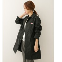DOORS DANTON DOUBLE CLOTH COAT【アーバンリサーチ/URBAN RESEARCH ステンカラーコート】