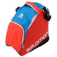 SALOMON(サロモン) スキーギアバッグ EXTEND GEAR BAG BRIGHT RED×UNION BLUE×BLACK L36293000