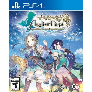 PS4 Atelier Firis:The Alchemist and the Mysterious Journey(アトリエフィリス アルケミストアンドミステリアスジャーニー 北米版)〈Tecmo...