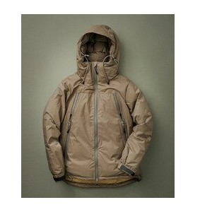 UR NANGA×URBAN RESEARCH iD AURORA 3LAYER DOWN BLOUSON【アーバンリサーチ/URBAN RESEARCH ダウン】