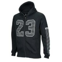 JORDAN FLIGHT FLASH 23 FULL ZIP HOODIEメンズ Black/Reflective Silver パーカー ジョーダン フーディー
