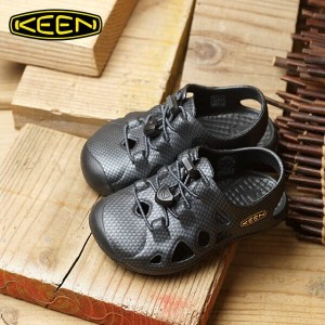 KEEN キーン キッズ サンダル リオ トドラーRio KIDS TOTS Graphite (1017244 SS17)【コンビニ受取対応商品】 shoetime