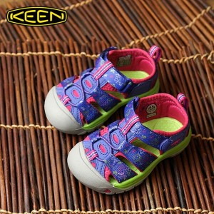 KEEN キーン キッズ サンダル ニューポート エイチツー トドラーNewport H2 KIDS TOTS Liberty Monsters (1016589 SS17)【コンビニ受取対応商品】...
