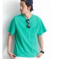 Sonny Label Goodwear 7.2oz CREW-NECK AR POCKET-T W【アーバンリサーチ/URBAN RESEARCH メンズ Tシャツ・カットソー SEA GREEN...