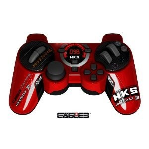 新型HKS Racing CONTROLLER (PS3 PS2 PC対応)