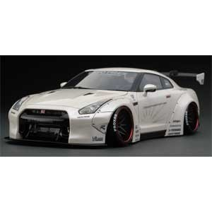 1/43 LB-WORKS GT-R(R35)White【IG0785】 【税込】 ignitionモデル [ignition IG0785 GT-R(R35)White]【返品種別B】【送料無料】...