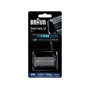Braun 31B Replacement Foil and Cutter Cassette Multi Black BLS Foil (Cutter not included )
