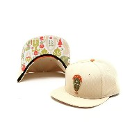 LRG LRG メンズ 帽子 キャップ【faces and places snapback】カーキ