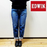 SALE♪♪ EDWIN/エドウィン E-STANDARD VINTAGE TAPERED★ボーイズテーパードジーンズED43L-136