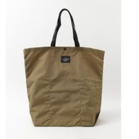 UR BAGS IN PROGRESS CARRY ALL TOTE【アーバンリサーチ/URBAN RESEARCH メンズ トートバッグ KHAKI ルミネ LUMINE】