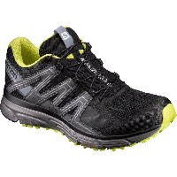 サロモン Salomon メンズ ランニング シューズ・靴【X-Mission 3 Trail Running Shoe】Black/Magnet/Sulphur Spring