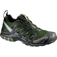 サロモン Salomon メンズ ランニング シューズ・靴【XA Pro 3D Trail Running Shoe】Chive/Black/Beluga