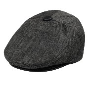 Zhhlinyuan 高品質の The Aged Breathable Driving Beret Flat Winter Hat