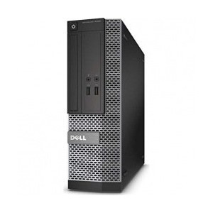 DELL OptiPlex 3020 SFF(Win7Pro 32bit/4GB/Core i5-4590/500GB/Super Multi/1年保守/Personal 2013) DTOP008...