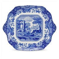 Spode Spode Blue Italian English Bread & Butter Plate by Spode