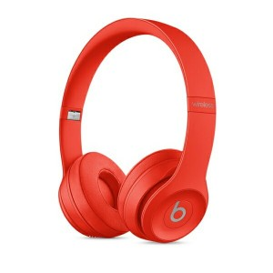 Beats by Dr.Dre(ビーツ) Beats Solo3 Wireless レッド 【BT SOLO3 WL RED(MP162PA/A)】 ワイヤレスオンイヤーヘッドフォン【国内正規流通品...