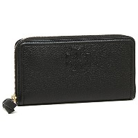 (トリーバーチ) TORY BURCH トリーバーチ 財布 TORY BURCH 11169028 001 THEA MULTI GUSSET ZIP CONTINENTAL 長財布 BLACK ...