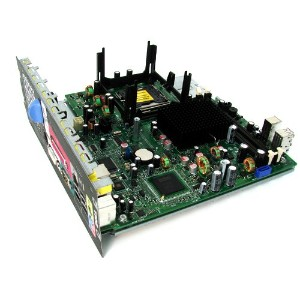 純正Dell hx555、r092h Optiplex 755 Intel q35 Express Ultra Small Form Factor USFFソケットLGA 775マザーボードロジックメ...