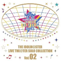 THE IDOLM@STER LIVE THE@TER SOLO COLLECTION Vol.02