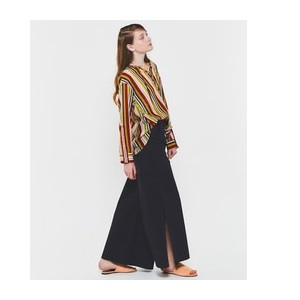 ROSSO Lirica High slit wide pants【アーバンリサーチ/URBAN RESEARCH その他(パンツ)】