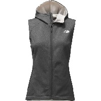 (取寄)ノースフェイス レディース Canyonwall フーデッド ベスト The North Face Women Canyonwall Hooded Vest Tnf Dark Grey...