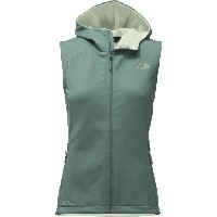 (取寄)ノースフェイス レディース Canyonwall フーデッド ベスト The North Face Women Canyonwall Hooded Vest Trellis Green