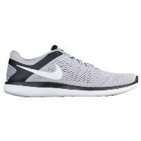 (取寄)ナイキ メンズ フレックス RN 2016 Nike Men's Flex RN 2016 Wolf Grey Black White