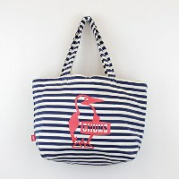 ReversibleToteSweat CHUMS(チャムス)-Navy-Natural
