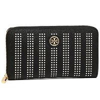 (トリーバーチ) TORY BURCH トリーバーチ 財布 アウトレット TORY BURCH 36867 007 ROBINSON PERF ZIP CONTINENTAL WALLET 長財布...