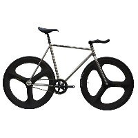 ピストバイク 完成車 CARTELBIKES AVENUE LO CHROME DINER FRONT&REAR 3SOKE CARBON WHEEL CUSTOM カーテルバイクス アベニュー...