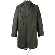 Universal Works hooded parka