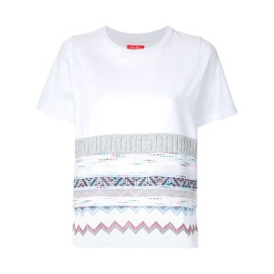 Coohem - Tricot Couture Tシャツ - women - コットン - 38
