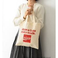 Coca-Cola & Fruit of The Loom by BEAMS BOY / トートバッグ【ビームス ウィメン/BEAMS WOMEN レディス, メンズ, キッズ トートバッグ...