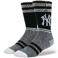 スタンス Stance インナー ソックス【Stance x MLB Men New York Yankees Yanks Socks 】