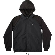 ルーカ RVCA メンズ アウター ジャケット【Puffer Game Day Full-Zip Hoodie】Rvca Black