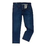 ジースター メンズ ボトムス ジーンズ【G-Star 3301 Itano Loose Fit Stretch Mid Wash Jeans】Denim Mid Wash