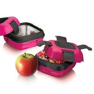 Lunch Box ~Pinnacle Insulated Leak Proof Lunch Box for Adults and Kids -Durable Thermal Lunch...