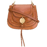 See By Chloé - Saddle crossbody bag - women - カーフレザー/レザー - ワンサイズ