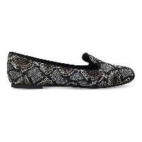 マイケル コース michael michael kors レディース シューズ・靴 ローファー【natasha embellished suede loafers】Blk/other