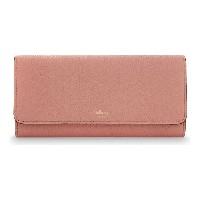 マルベリー mulberry レディース アクセサリー 財布【grained leather continental wallet】Macaroon pink