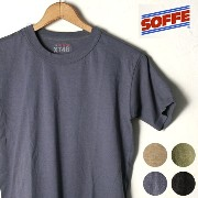 MADE IN USA【SOFFE】ソフィーHERO TEE SHIRTS ヒーロー Tシャツ全4色[ゆうパケット対応]