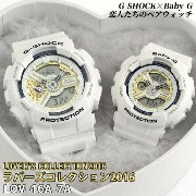 BOX訳あり プレミア商品 ★送料無料 CASIO カシオ G-SHOCK Gショック Baby-G ベビーG LOV-16A-7A G Paresents Lovers Collection...