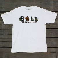 BAIT BAIT トップス Tシャツ【BAIT x Minion Monsters Men Group Tee 】