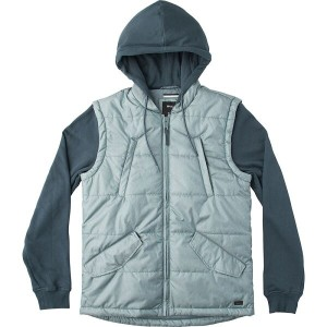 ルーカ RVCA メンズ アウター ジャケット【Puffer Quilted Expedition Insulated Jacket】Midnight