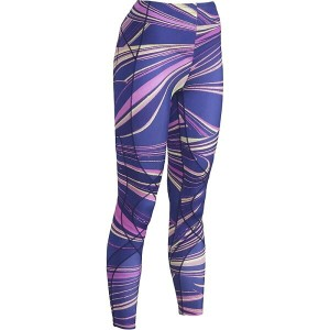 CW-X CW-X レディース ボトムス レギンス【Stabilyx Print Tight】Pink/Purple Lava Print