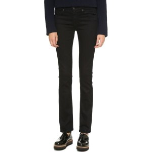 エージー AG レディース ボトムス ジーンズ【The Harper Essential Straight Leg Jeans】Overdyed Black