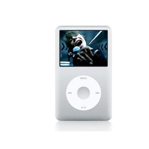 Apple iPod classic 80GB シルバー MB029J/A