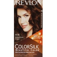 Revlon Colorsilk Haircolor Medium Golden Chestnut Brown 46 - 1 Ea, 2 Pack by Revlon [並行輸入品]