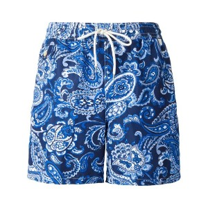 Polo Ralph Lauren - paisley print shorts - men - ポリエステル - L