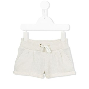 American Outfitters Kids - ラメショートパンツ - kids - コットン/ルレックス - 10歳